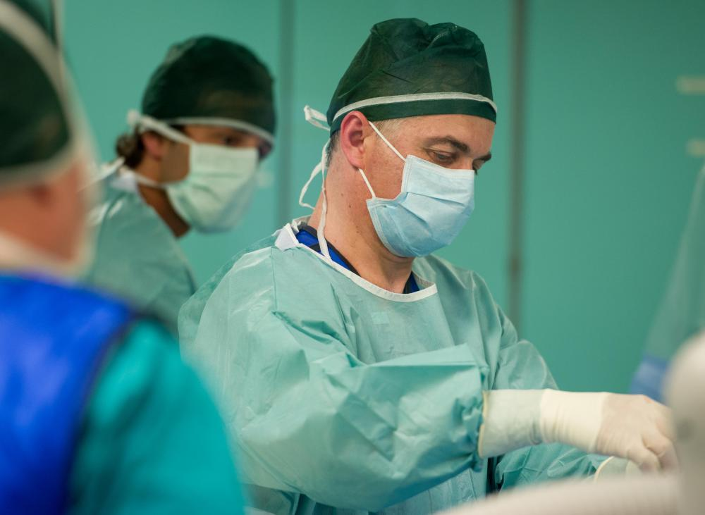 Surgery may be performed to treat atypical cells in deeper tissue.