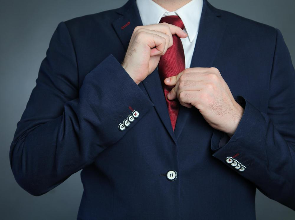 Employer codes may include guidelines for proper attire.