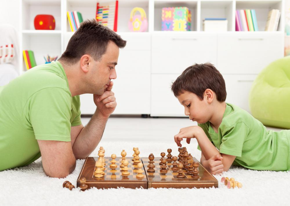 Chess is a classic example of a zero sum game, as it has one winner and one loser.