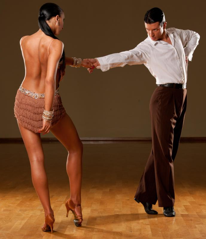 The tango is known for its sensuality.