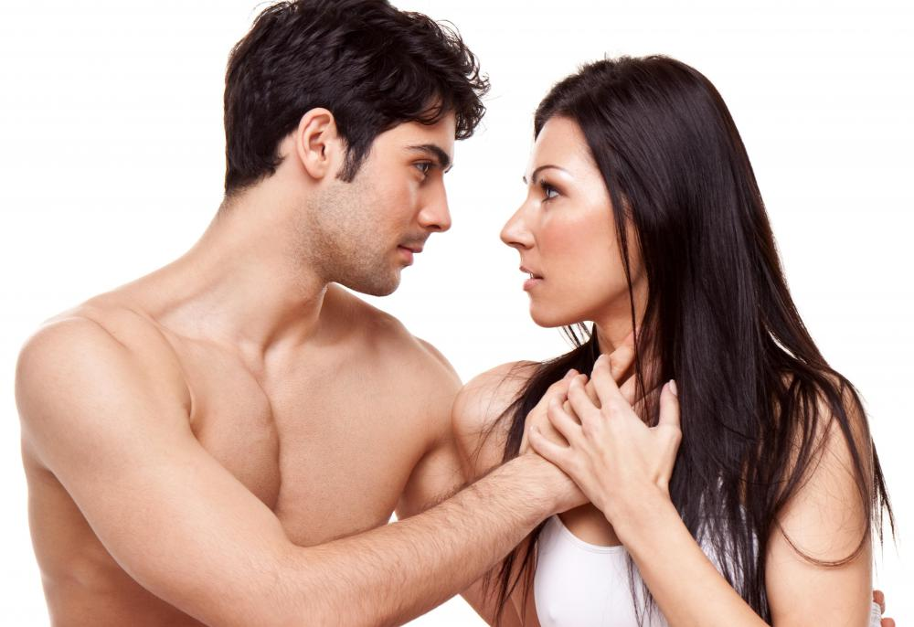 Communication between partners is the best way to help improve a sexual relationship.