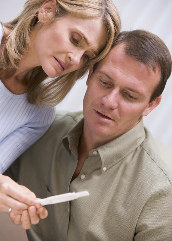 Untreated syphilis may cause infertility.