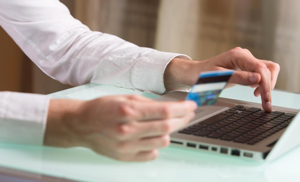 The transfer of funds between bank accounts is considered one form of electronic commerce.