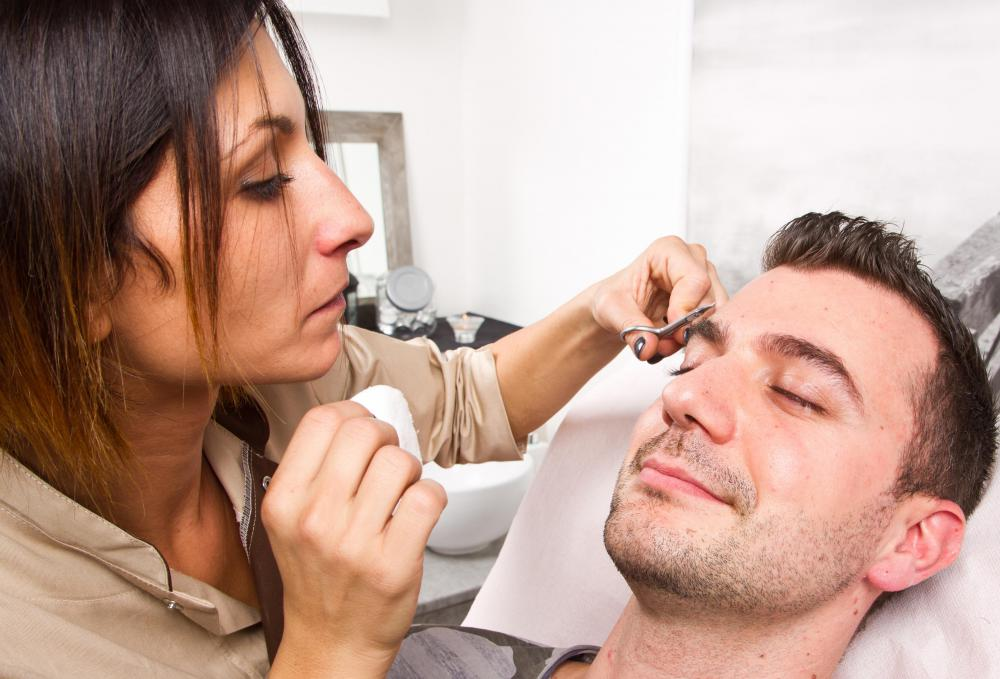 Individuals with thick eyebrows may benefit from electrolysis eyebrow shaping.