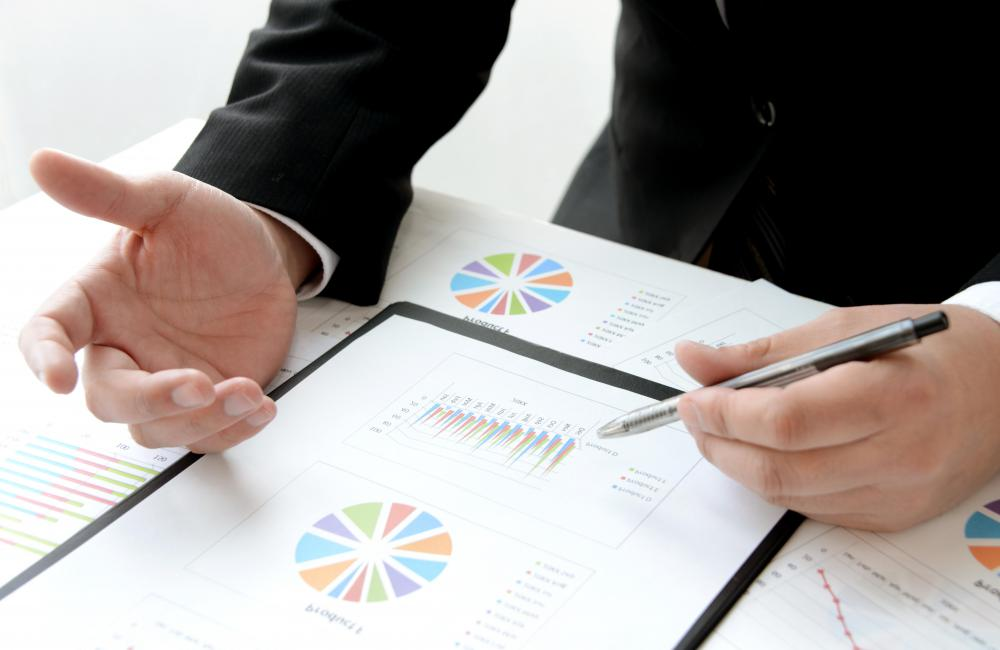 Consulting may involve generating alternative plans of action for a business or institution.