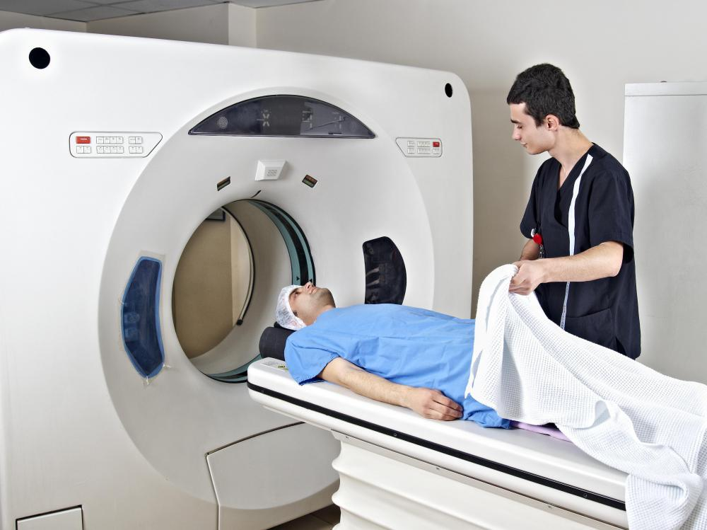 CT scans are usually involved in the diagnosis of mucinous cystadenoma.