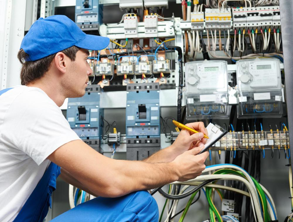 The international standard for electrical wiring enables electricians to know what kind of wires comprise an electrical system.