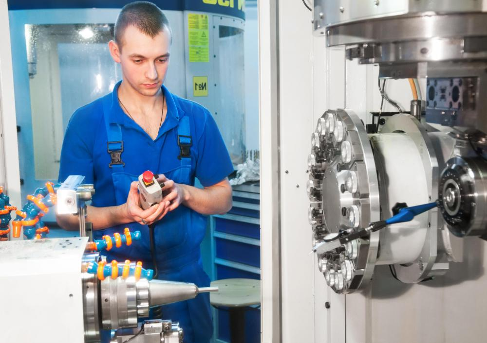 CNC milling machines don't require an operator, which cuts down on accidents and labor costs.
