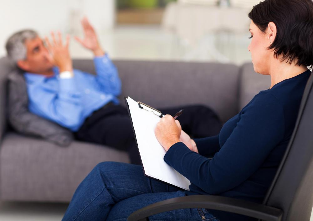 People who have ablutophobia may benefit from psychotherapy.