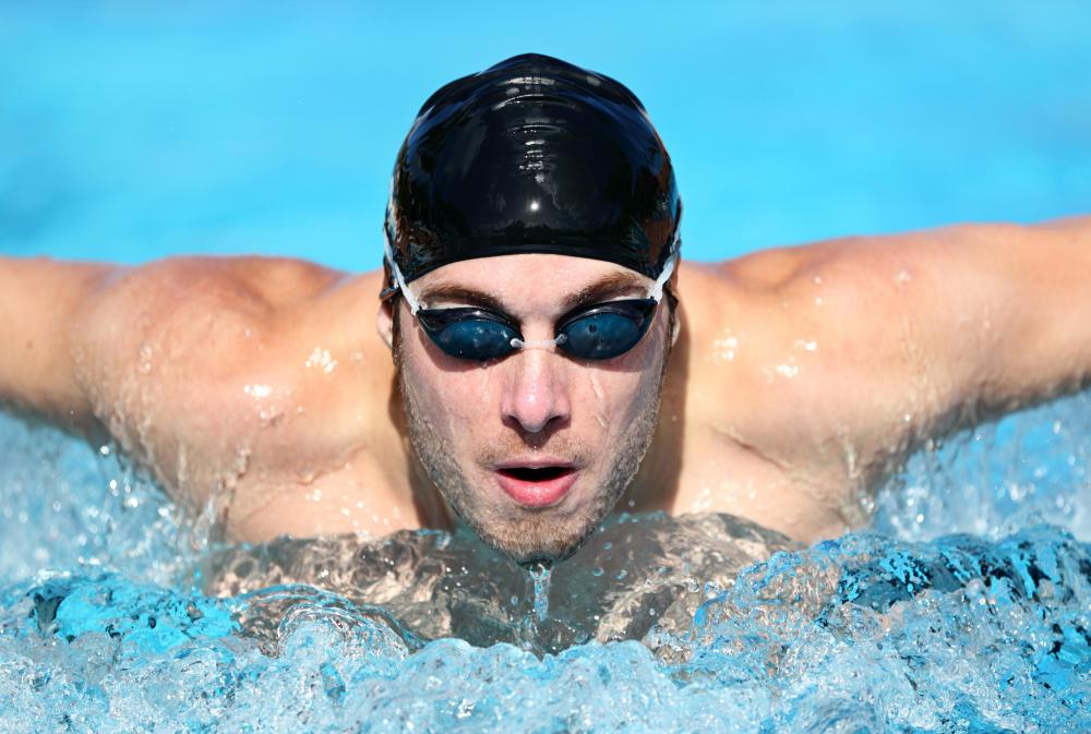 Swimmers often engage in continuous training.