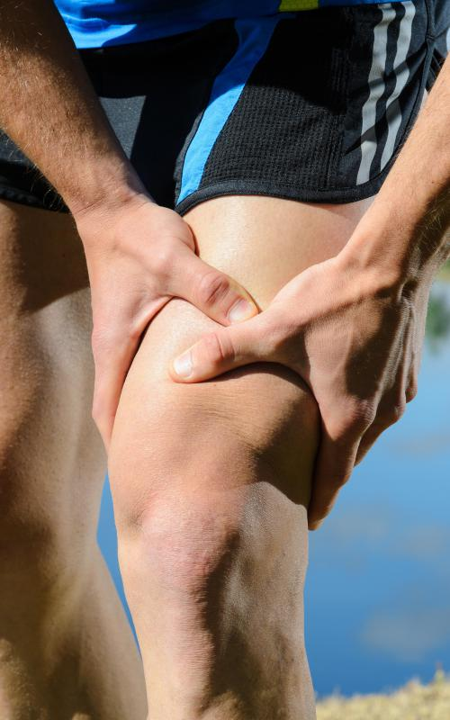 Non-invasive therapy treatments are available for certain torn meniscus injuries.