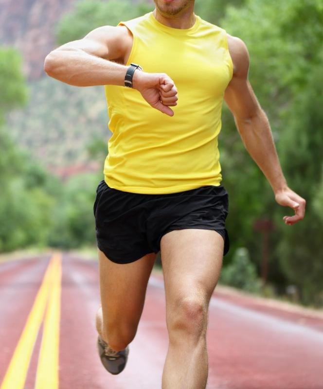 It is important for athletes to measure their heart rate in order to keep track of their exertion level.