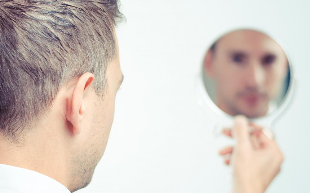 Concave mirrors are often used for shaving, since they magnify reflections.