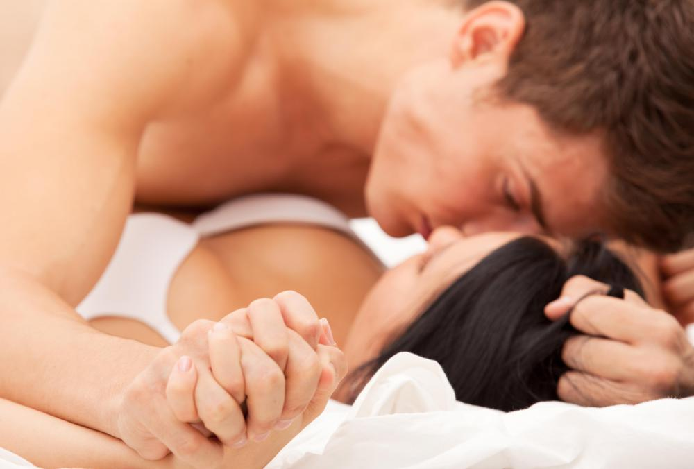 Different sex positions work different muscles, so it is recommended to experiment in order to maximize muscle usage.