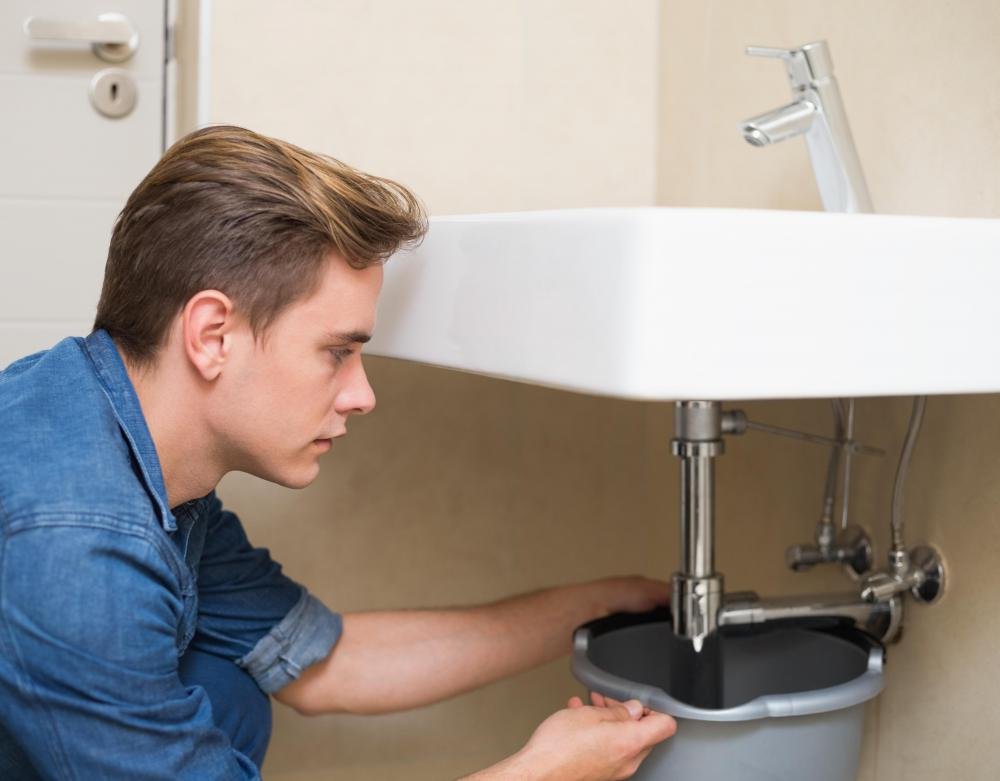 Hard water can eat through pipes and lead to leaks.
