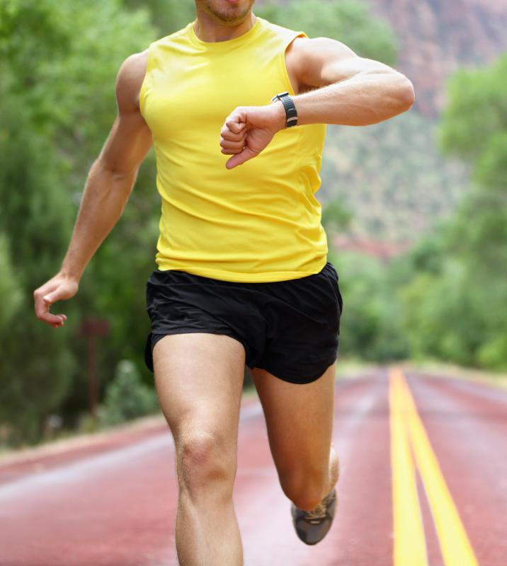 A marathon training program is an example of body conditioning.