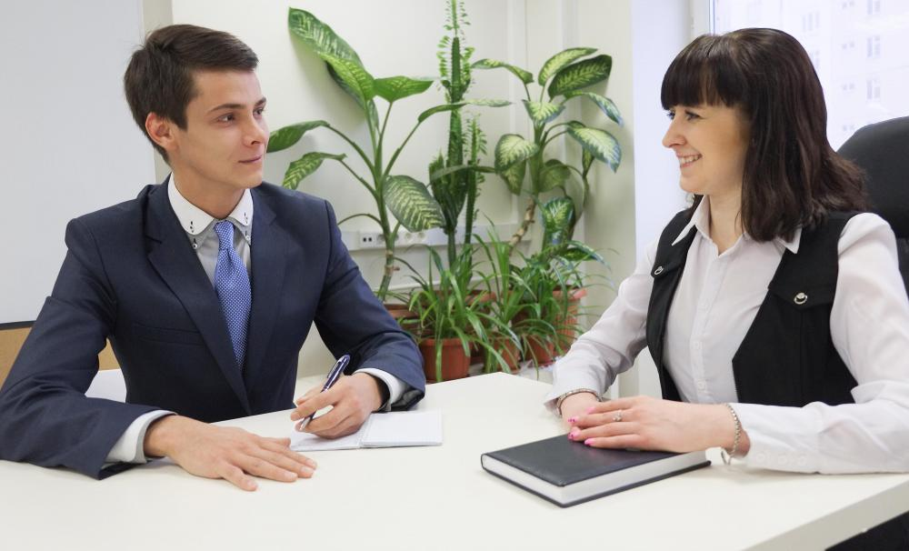 Many job interviews include behavioral questions.