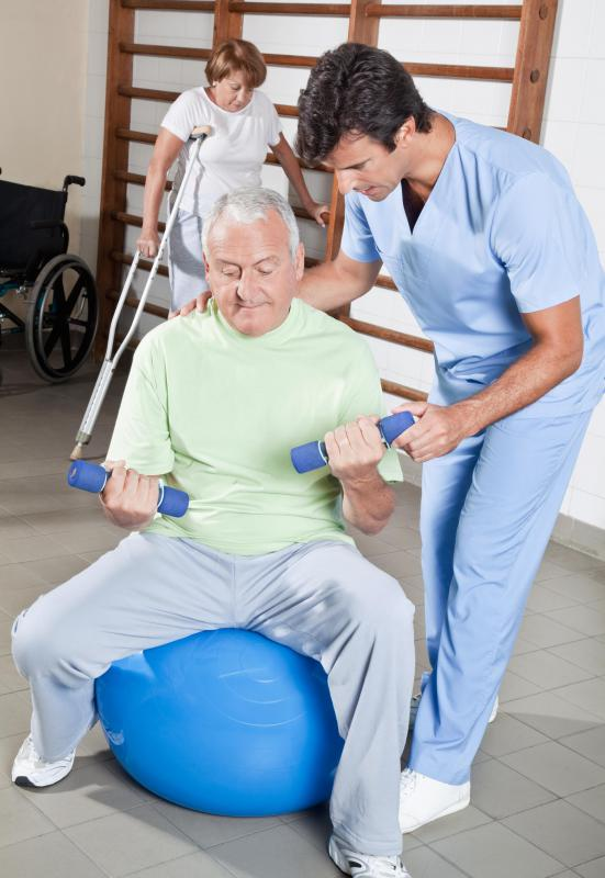 Rehabilitation centers may help people following surgery.