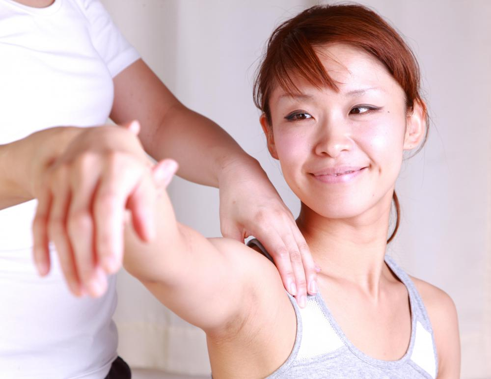 Acupressure is similar to acupuncture but uses no needles.