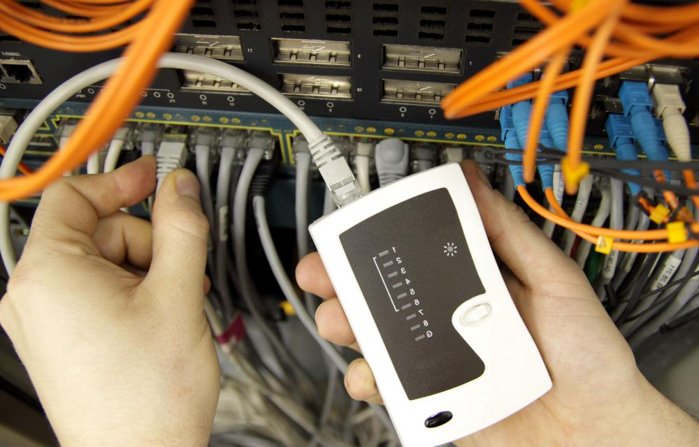 Network administrators should understand how to troubleshoot issues, including testing cables.