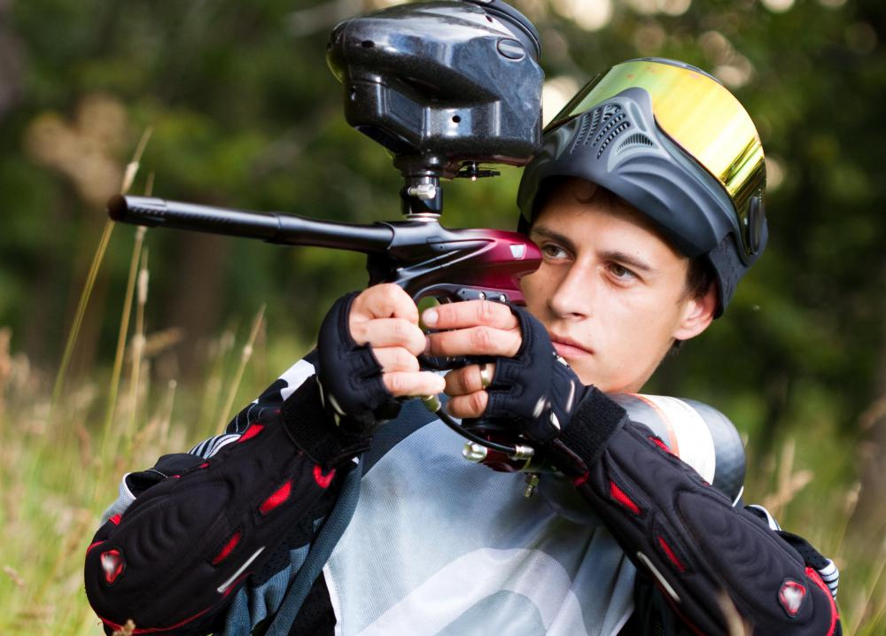 Team effectiveness is important in different recreational activities, such as paintball.
