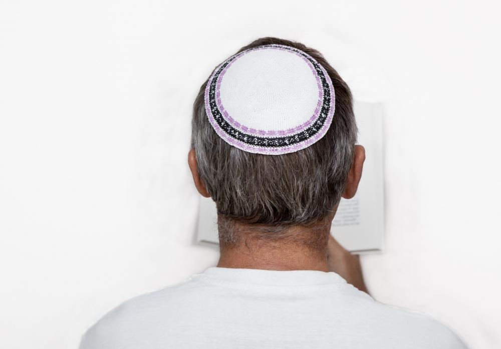 Traditional practices, like wearing kippots, are optional for Reform Jews.