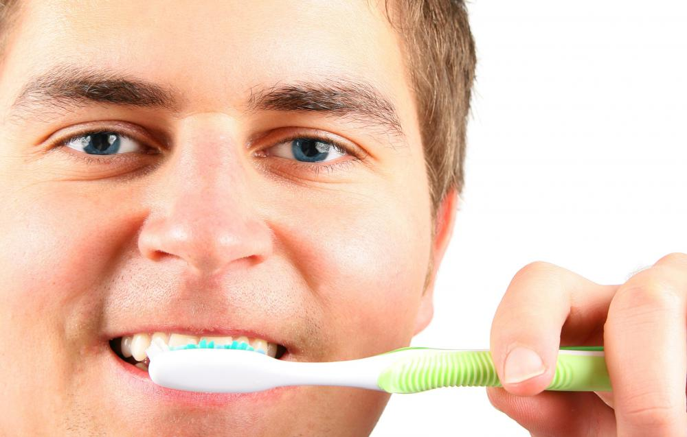 A narrow dental arch may make it difficult to brush one's teeth.