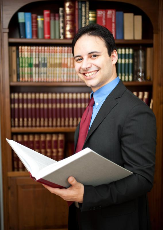 In the legal sense, a solicitor is someone who has undergone legal training and been admitted to the practice of law.