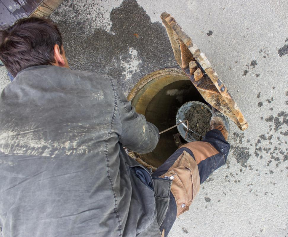 The sanitary sewer is one of the most common of all sewer designs.
