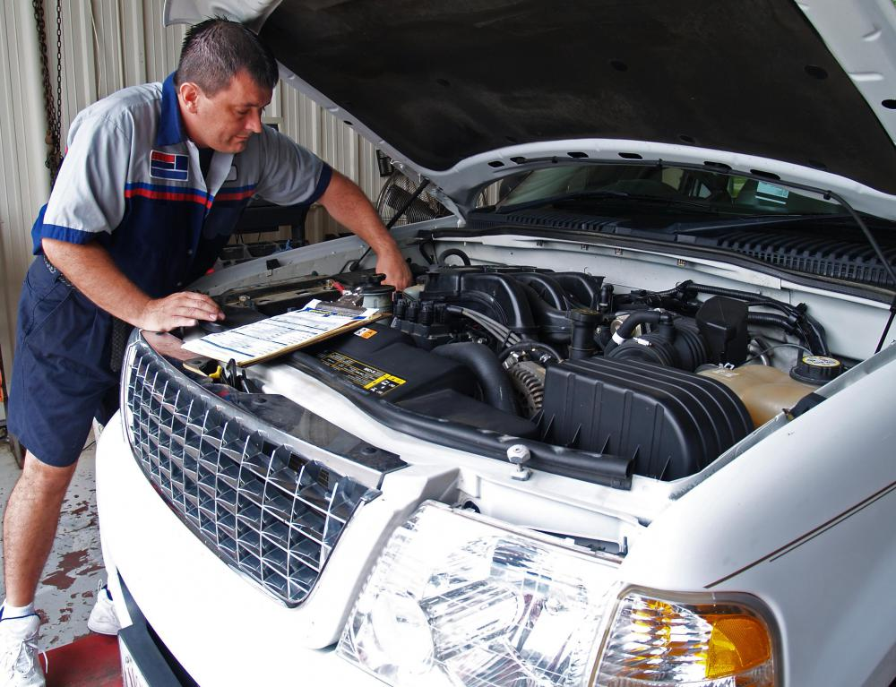 People who have concerns about their vehicle's powertrain should consult a trusted mechanic.