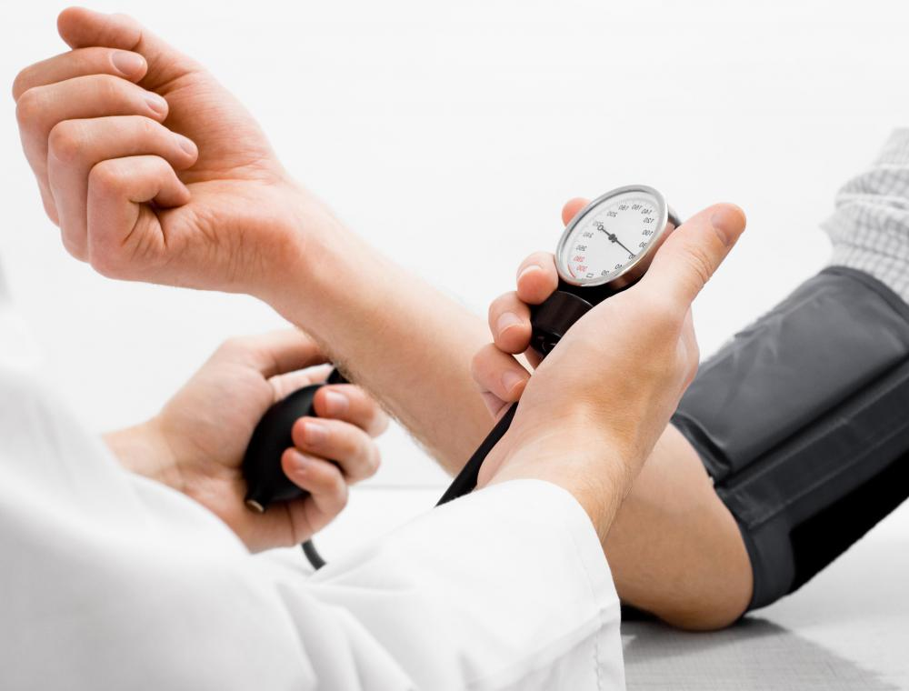 High blood pressure can impact the formation of blood glucose in the body.