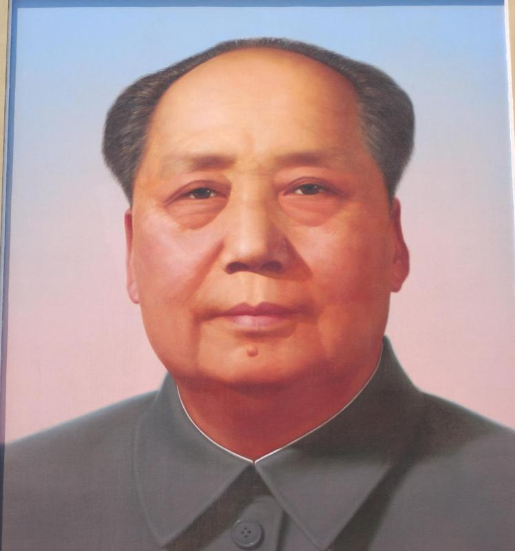 "Chinese communist leader Mao Tse Tung initiated the ""Great Leap Forward"", a centrally planned economic program that caused the deaths of 30 million people."