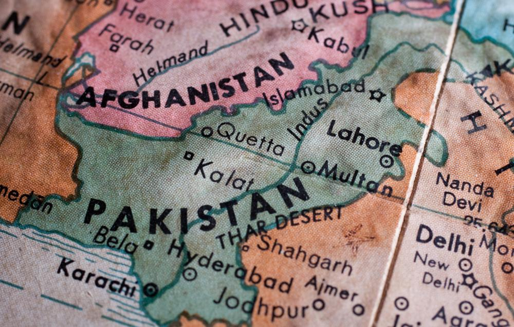 Pakistan is one country where Oriental rugs are made.