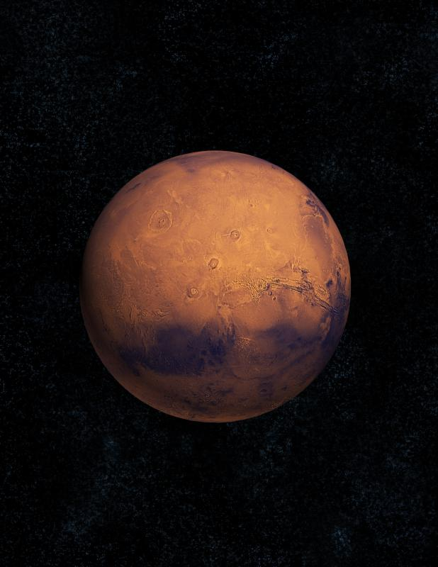The hypothetical process of making Mars, or other planets, more Earth-like has been called terraforming.