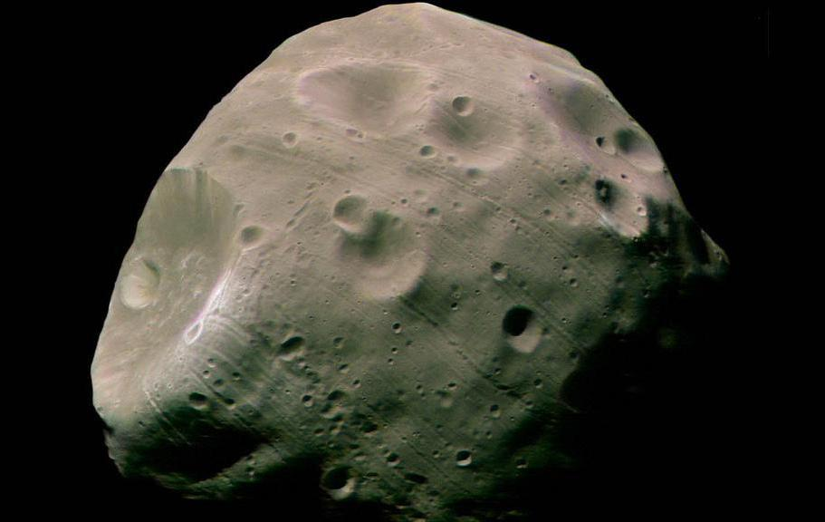 Some researchers have proposed resurfacing Mars with material from its moon Phobos.