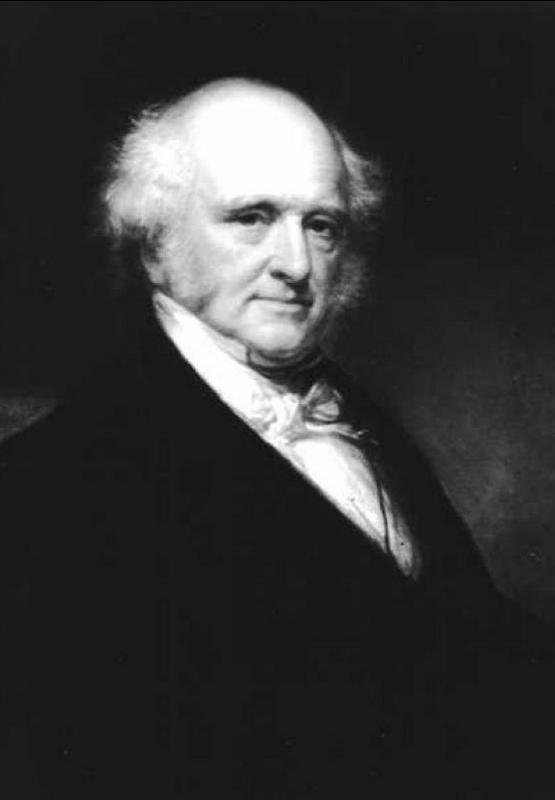 As president, Martin Van Buren backed the forced relocation of the Cherokees.