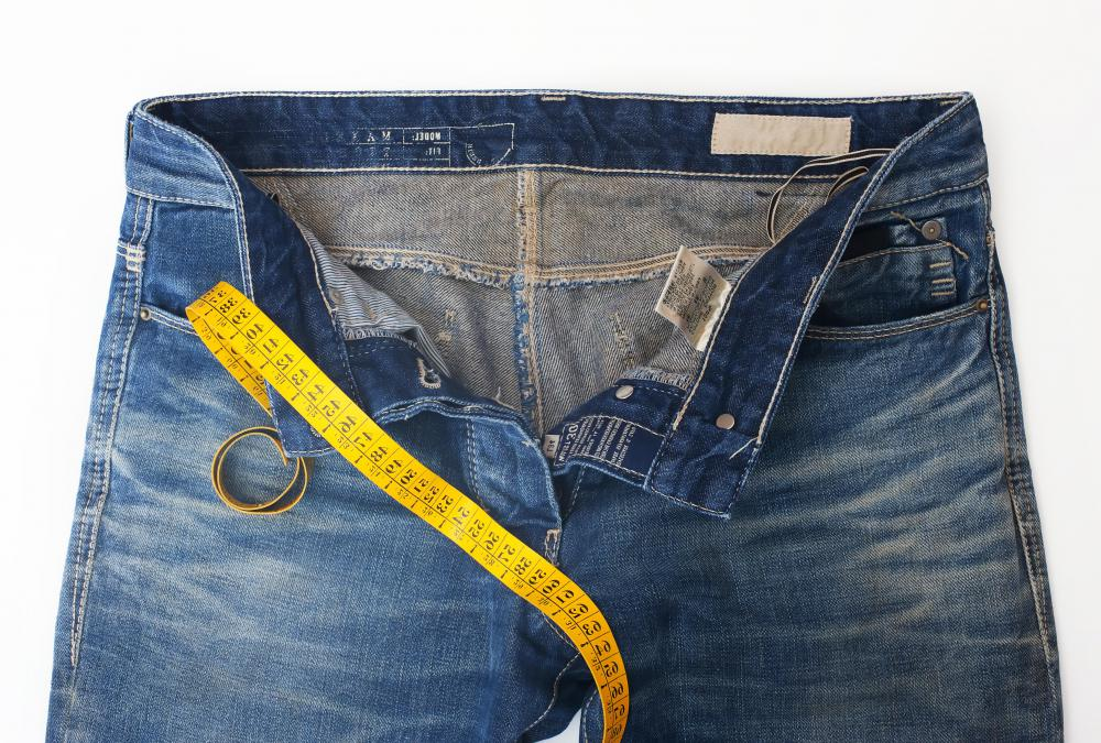 A properly measured inseam is determined by the length between the crotch and the ankle.