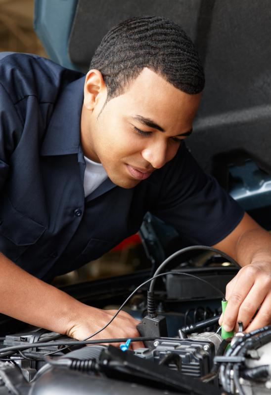 When the check engine light comes on, take the car to a reputable mechanic so he can diagnose the problem.