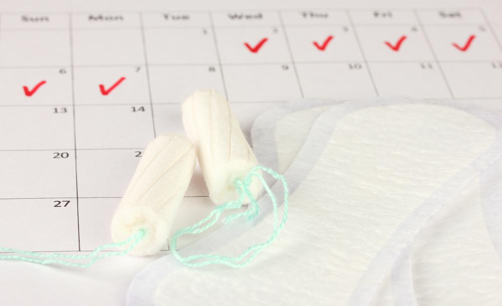 Amenorrhea is the term used to describe the absence or cessation of a woman's menstrual period.
