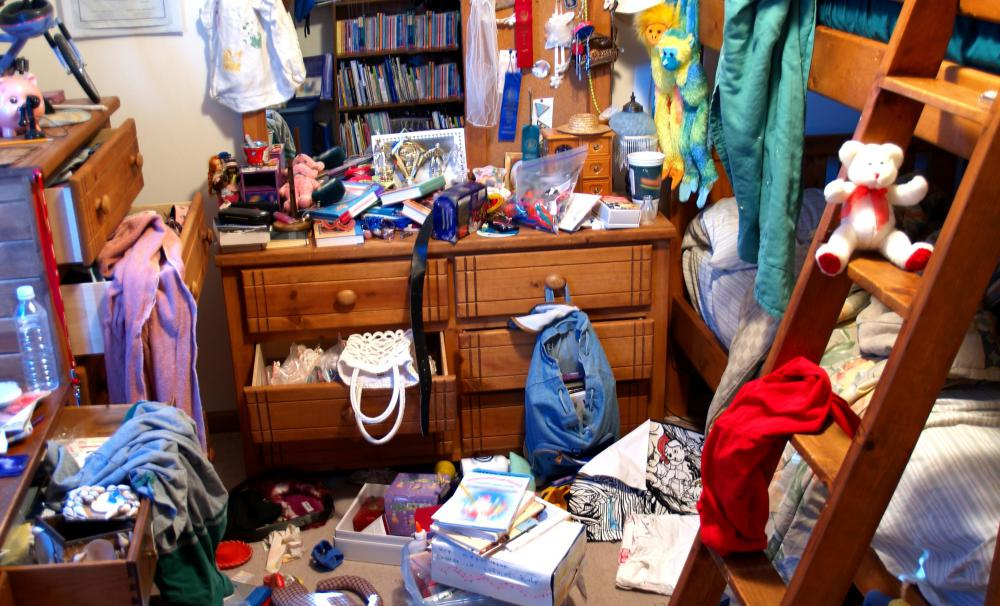 Pack rats may be labelled as hoarders.