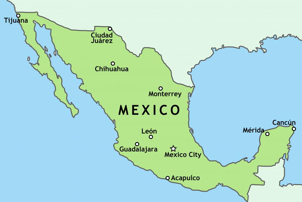 Many consider Mexico to be an emerging nation.