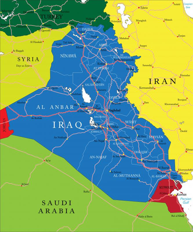 "The original choice for the military invasion of Iraq in 2003 had been ""Operation Desert Freedom,"" but it was eventually replaced with the more focused ""Operation Iraqi Freedom."""