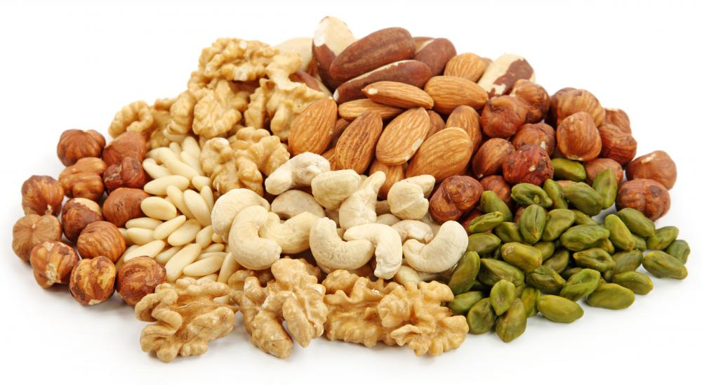 An allergic reaction to tree nuts can be severe.