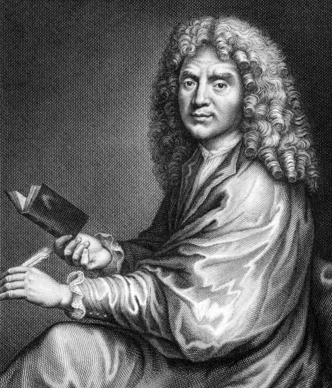 Moliere was a playwright of baroque theater.