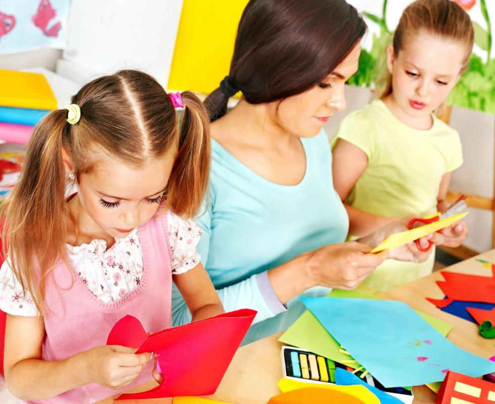 Craft foam is ideal for children to work with when they do arts and crafts projects.