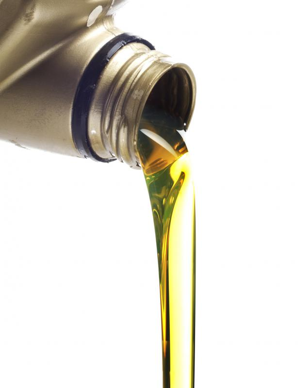 Motor oil is subject to changing viscosity, and it needs to operate at a range of temperatures.