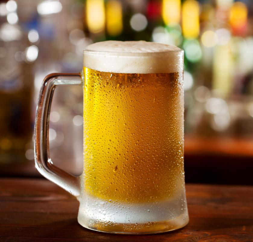 Heavy beer drinkers may experience an increased risk of colon cancer.