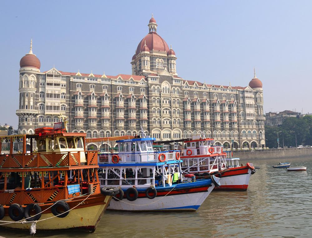 Bombay, the former name of Mumbai, gives Bollywood part of its name.