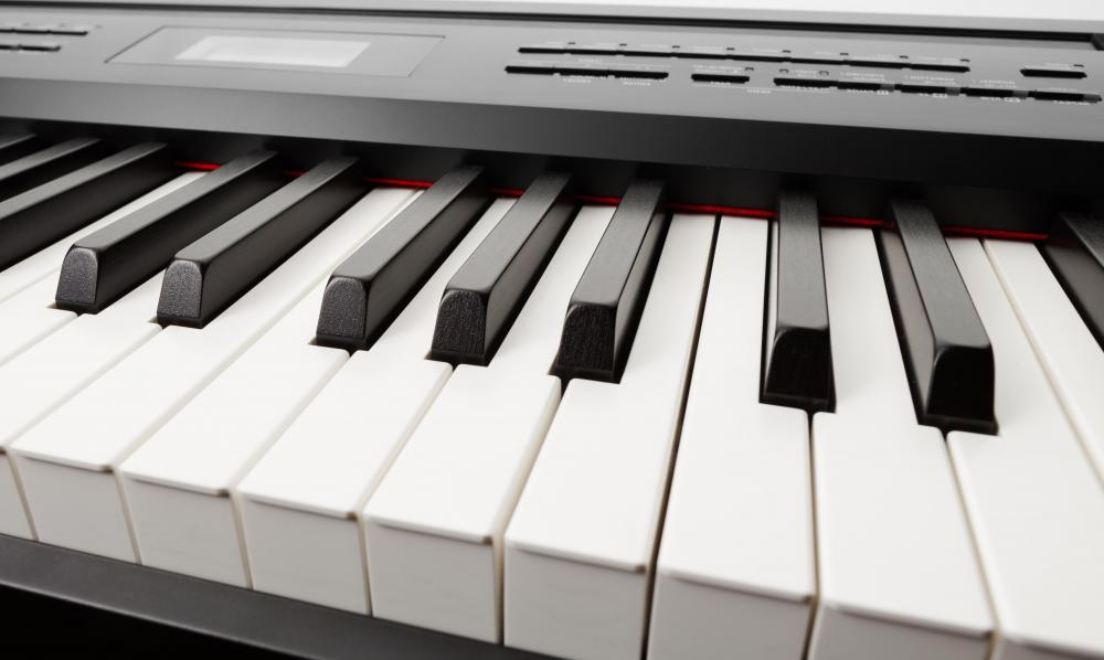 A synthesizer might be considered a digital piano.