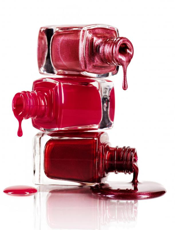 Some nail polishes have a base coat built right in to their formulas so that added step is not necessary.
